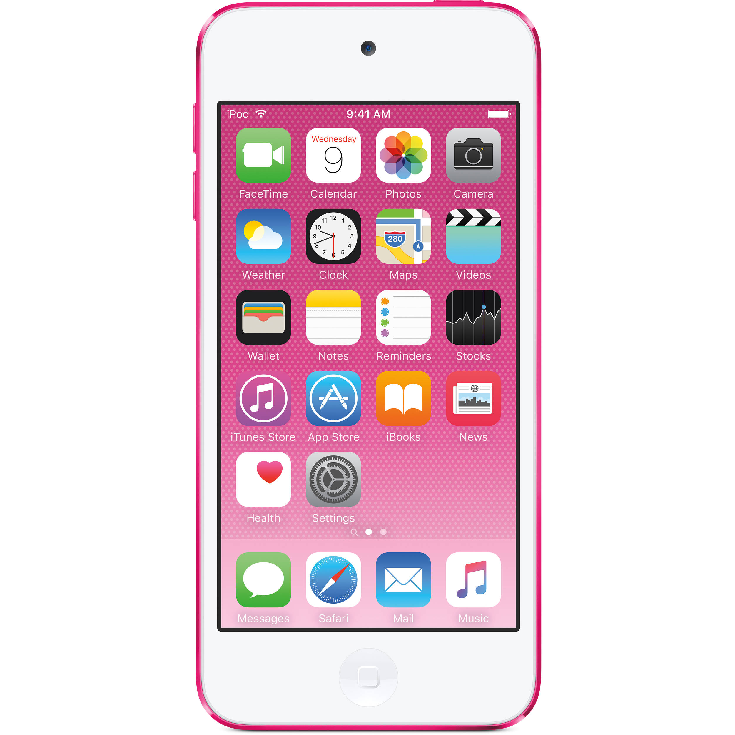 ipod touch manual 6th generation