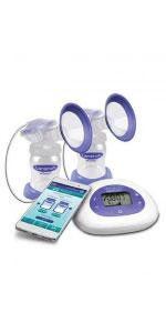 lansinoh manual breast pump how to use