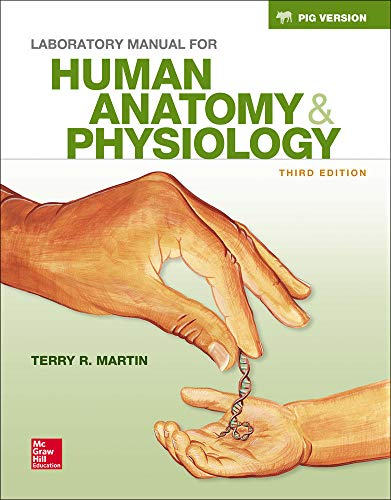 human anatomy and physiology lab manual cat version