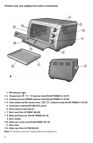 black and decker toaster oven manual