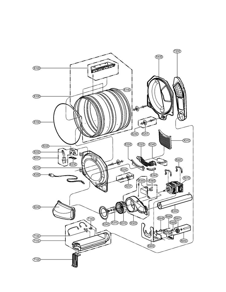 lg direct drive washer dryer manual