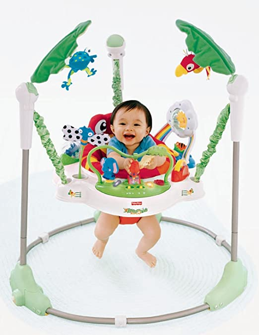 fisher price rainforest jumperoo instruction manual