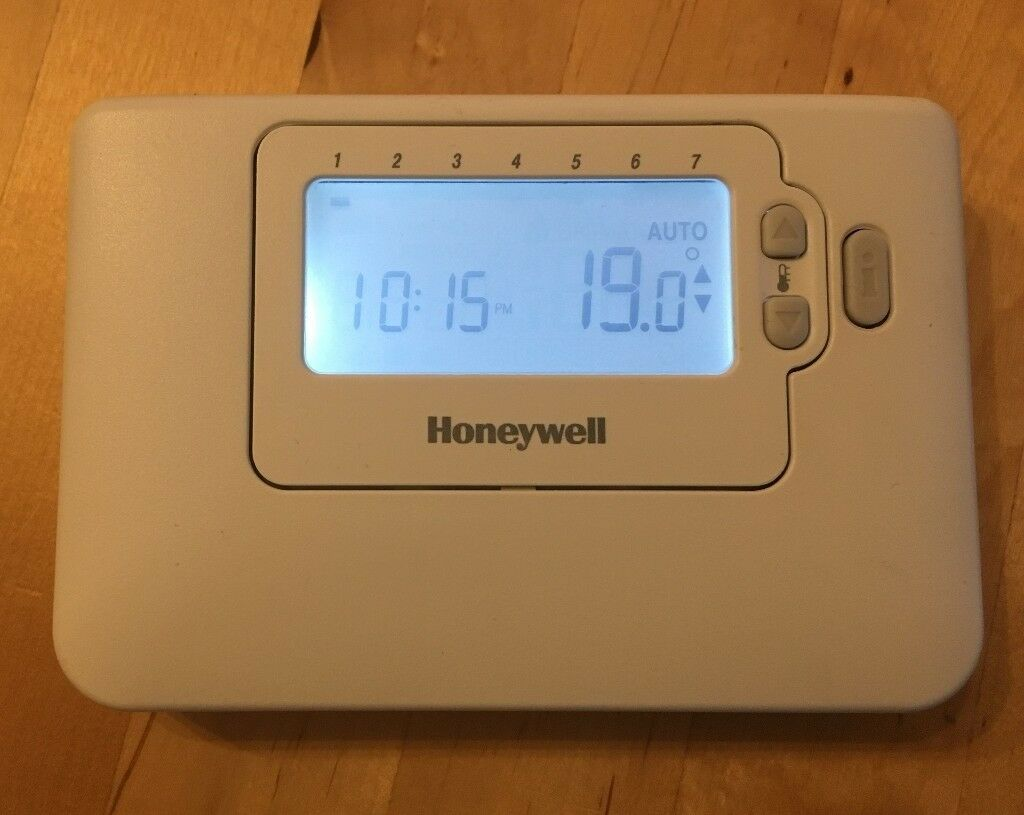honeywell wifi 7 day programmable thermostat manual