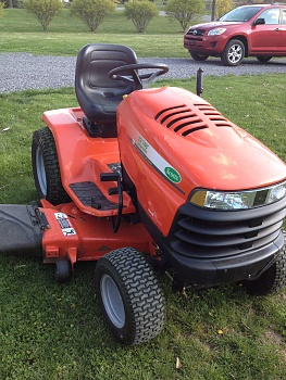 scotts lawn tractor parts manual