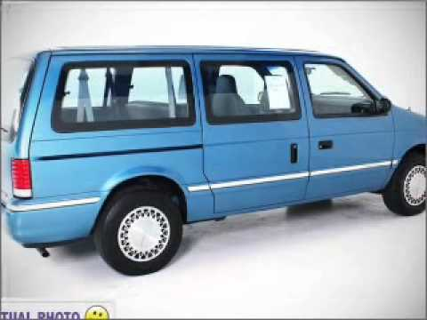 1998 plymouth voyager manual free