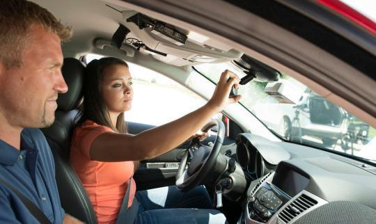 where to learn to drive manual