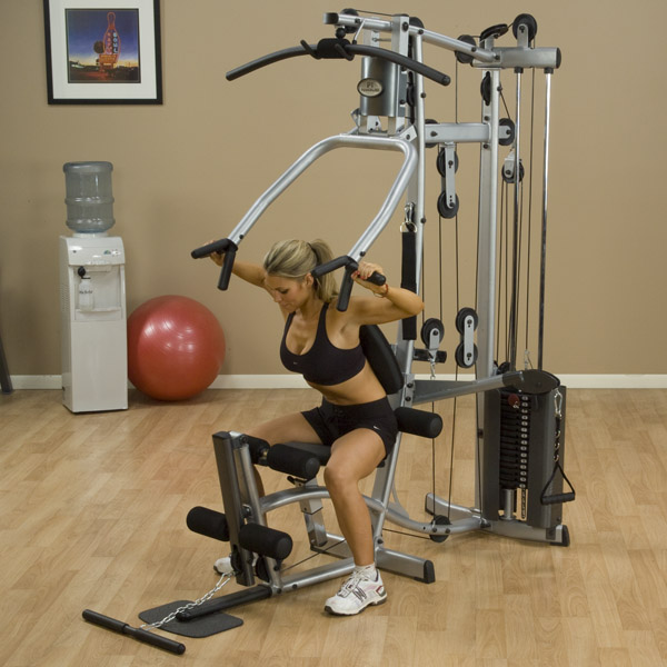 body solid home gym manual