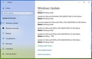 can i download windows 10 updates manually