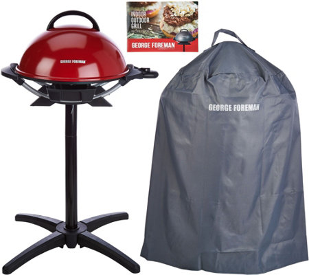 george foreman indoor outdoor grill manual