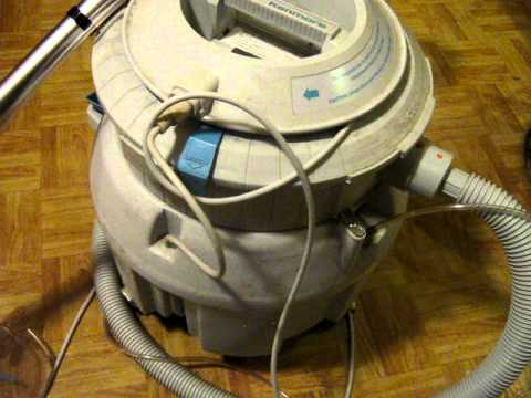 kenmore cleanmore home cleaning system manual