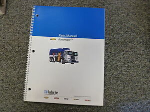 labrie expert 2000 parts manual