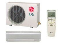 lg ductless air conditioner remote control manual