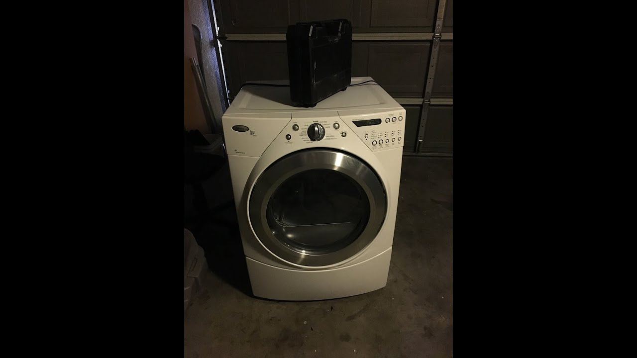 whirlpool duet dryer parts manual